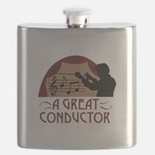 Great Conductor Flask