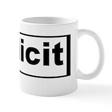 explicit Mug