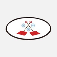 Snowflake Shovels Patch
