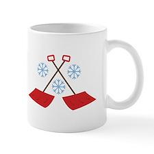 Snowflake Shovels Mugs