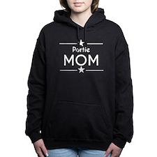Portie Mom Women's Hooded Sweatshirt