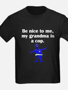 My Grandma Is A Cop T-Shirt