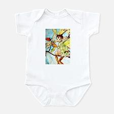 fairy/elf design Infant Bodysuit