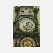 Astronomical Clock Prague Rectangle Magnet