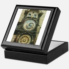 Astronomical Clock Prague Keepsake Box