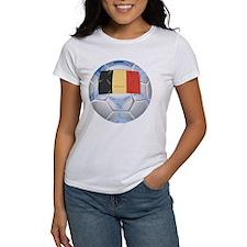Belgium Soccer (2) Tee