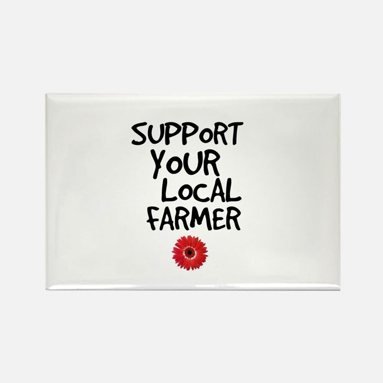 Support Local Farmer Magnets