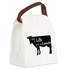 Rights Canvas Lunch Bag