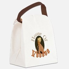 House of Voodoo Canvas Lunch Bag