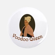 Voodoo Queen Button