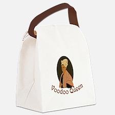 Voodoo Queen Canvas Lunch Bag
