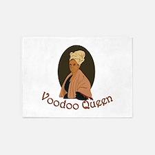 Voodoo Queen 5'x7'Area Rug