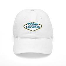 NEW T Blue Las Vegas GROOM Cap