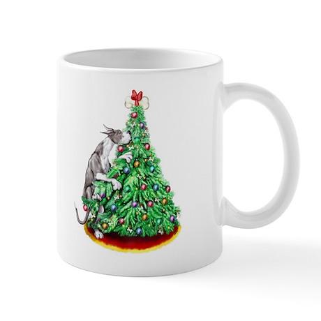 Great Dane Reach Goals Mantle Mug