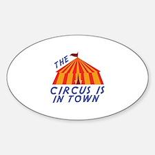 Circus Town Decal