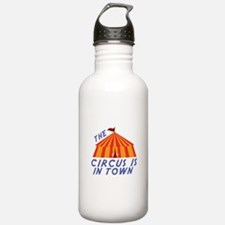 Circus Town Water Bottle