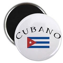 Cubano Magnet