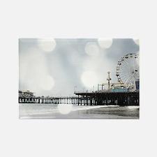Grey Sparkling Pier Magnets