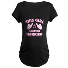 This Girl Getting Married T-Shirt