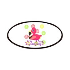 Glamping Flamingo Patch