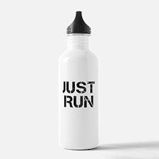 Just Run Water Bottle