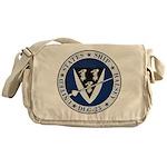 USS HALSEY Messenger Bag
