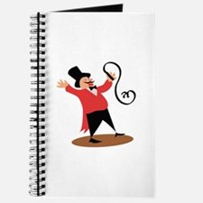 Circus Ringmaster Journal