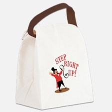 Step Ringmaster Canvas Lunch Bag