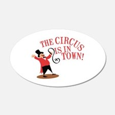 Ringmaster Town Wall Decal