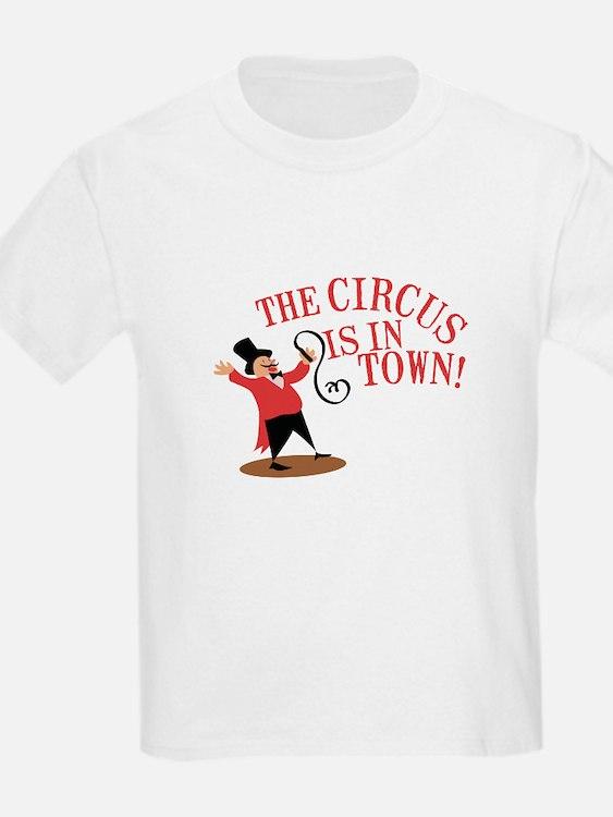 Ringmaster Town T-Shirt