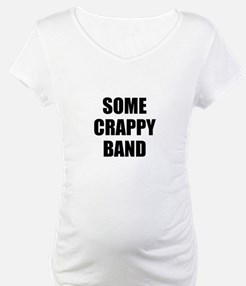 Some Crappy Band Shirt
