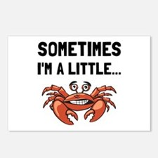 Sometimes A Crab Postcards (Package of 8)