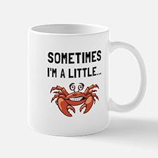 Sometimes A Crab Mugs