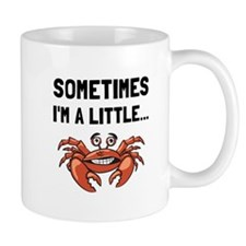 Sometimes A Crab Mugs