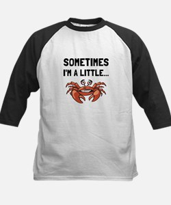 Sometimes A Crab Baseball Jersey