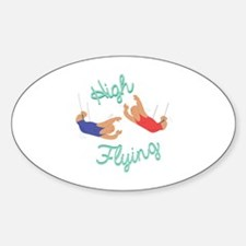 High Flying Decal