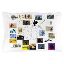 All Art Blog Address Pillow Case