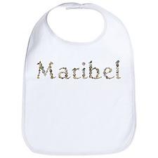 Maribel Seashells Bib