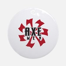 AXE MEN Ornament (Round)