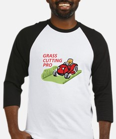 GRASS CUTTING PRO Baseball Jersey