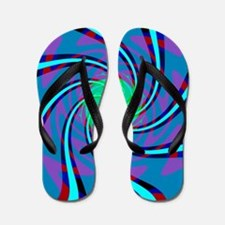 Bold Fusion Flip Flops