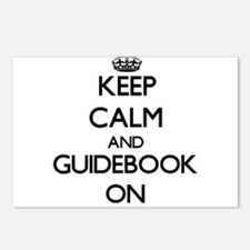 Keep Calm and Guidebook O Postcards (Package of 8)