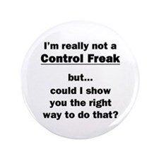 Control Freak Button