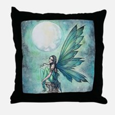 Cute Fairies Throw Pillow