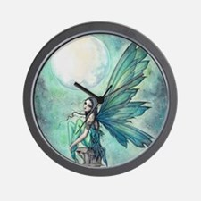 Cool Faerie Wall Clock