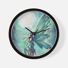 Funny Fairy Wall Clock