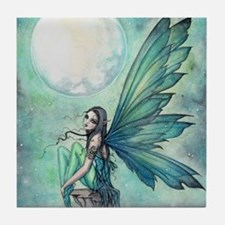 Cute Fairies Tile Coaster