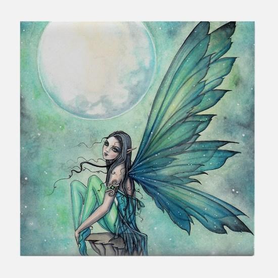 Cute Fairies Tile Coaster