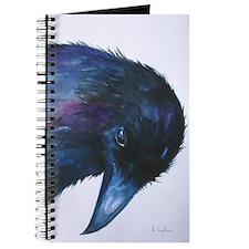 Unique Crow Journal
