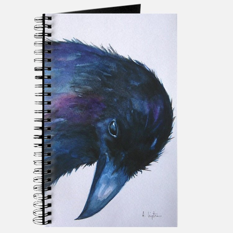 Cute Crow Journal